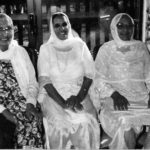 Swarn, Mohinder, Dhan Kaur (Wives of Gurnam, Jagir and Chanan Singh