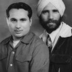 Resham and Jagir Singh - Canada 1950s