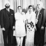 Arjinder Kaur & Sarjeet Singh's Wedding - 1960s