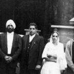 Jagir, Gurdev, Mohinder Kaur, Gurcharan Singh - Victoria, BC - 1960s