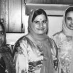 Gurdeep, Surinder and Balvinder Kaur - 1960