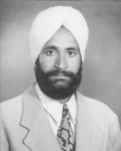 Gurnam Singh Johal